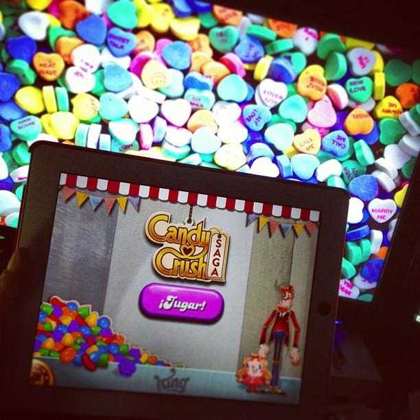 Gambling candy crush