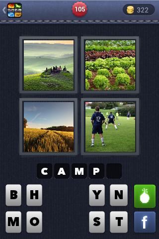 respuestas de 4 fotos 1 palabra 6 letras