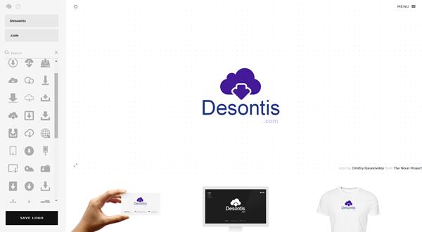 Crear logos elegantes con squarespace logo generador de for Generador de logos