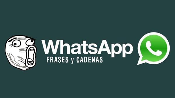 Cadenas Para Whatsapp De Amor Humor Y Bromas