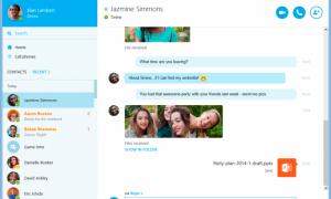 skype nuevo