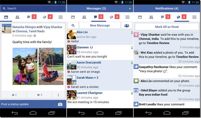 facebook lite la app que consume menos datos para navegar en facebook. Black Bedroom Furniture Sets. Home Design Ideas